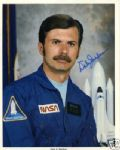 Dale Gardner - NASA Shuttle Astronaut STS-8 & STS-51A